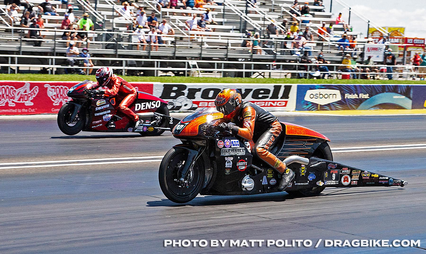 2020 NHRA Pro Stock Motorcycle Ryan Oehler