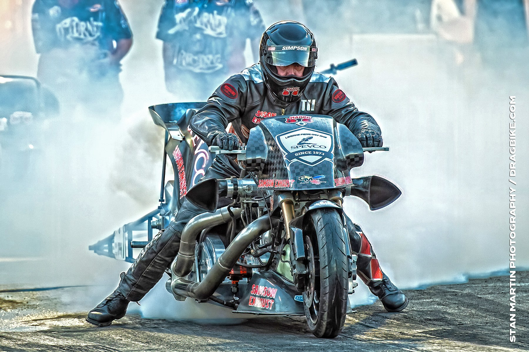 NHRA Top Fuel HarleyTii Tharpe - NHRA Top Fuel Harley