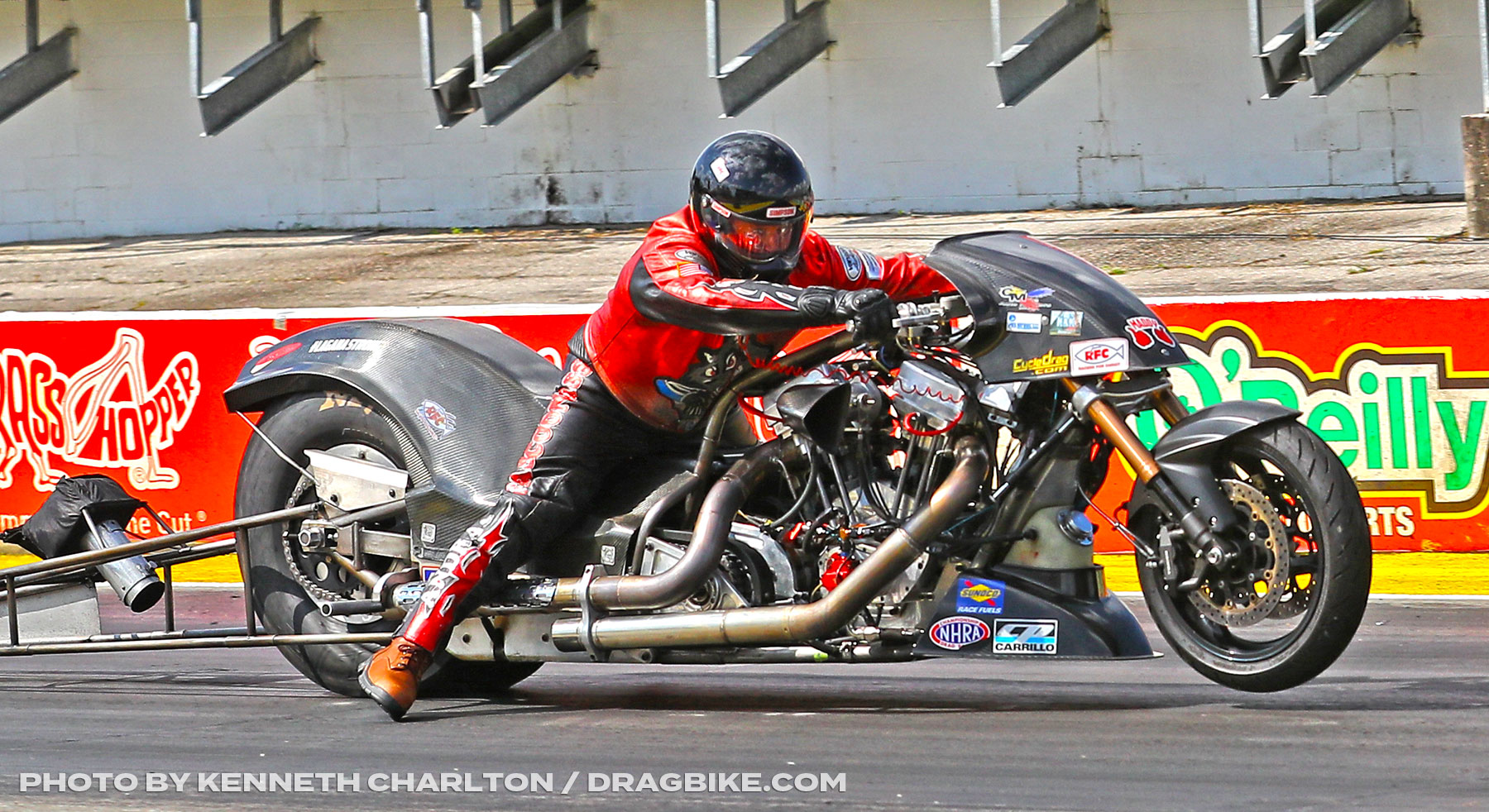 Top Fuel Harly - Randal Andras