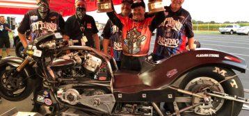 NHRA: U.S. Nationals – Top Fuel Harley