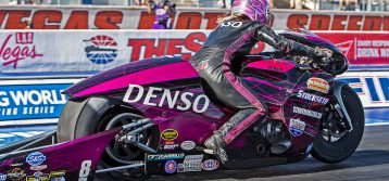 Man Cup: Pro Stock Motorcycle field shaping up for World Finals