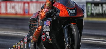 Flyin' Ryan Outraces Indy Field for First Win