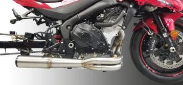 Schnitz Racing: Vance & Hines Sidewinder Exhaust Suzuki GSXR-1000/R (17-20)