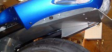 Schnitz Racing: Tiger Racing Inner Fender Kawasaki ZX-14R