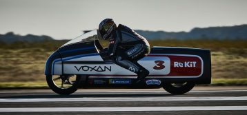 Voxan Wattman: The Fastest Electric Motorcycle In The World