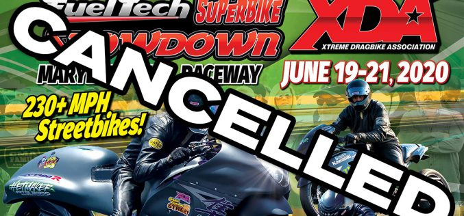 XDA: FuelTech Superbike Showdown Cancelled Due to Weather