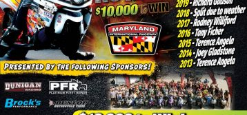 XDA: DME Racing Fall Nationals at MDIR on Sept 18-20