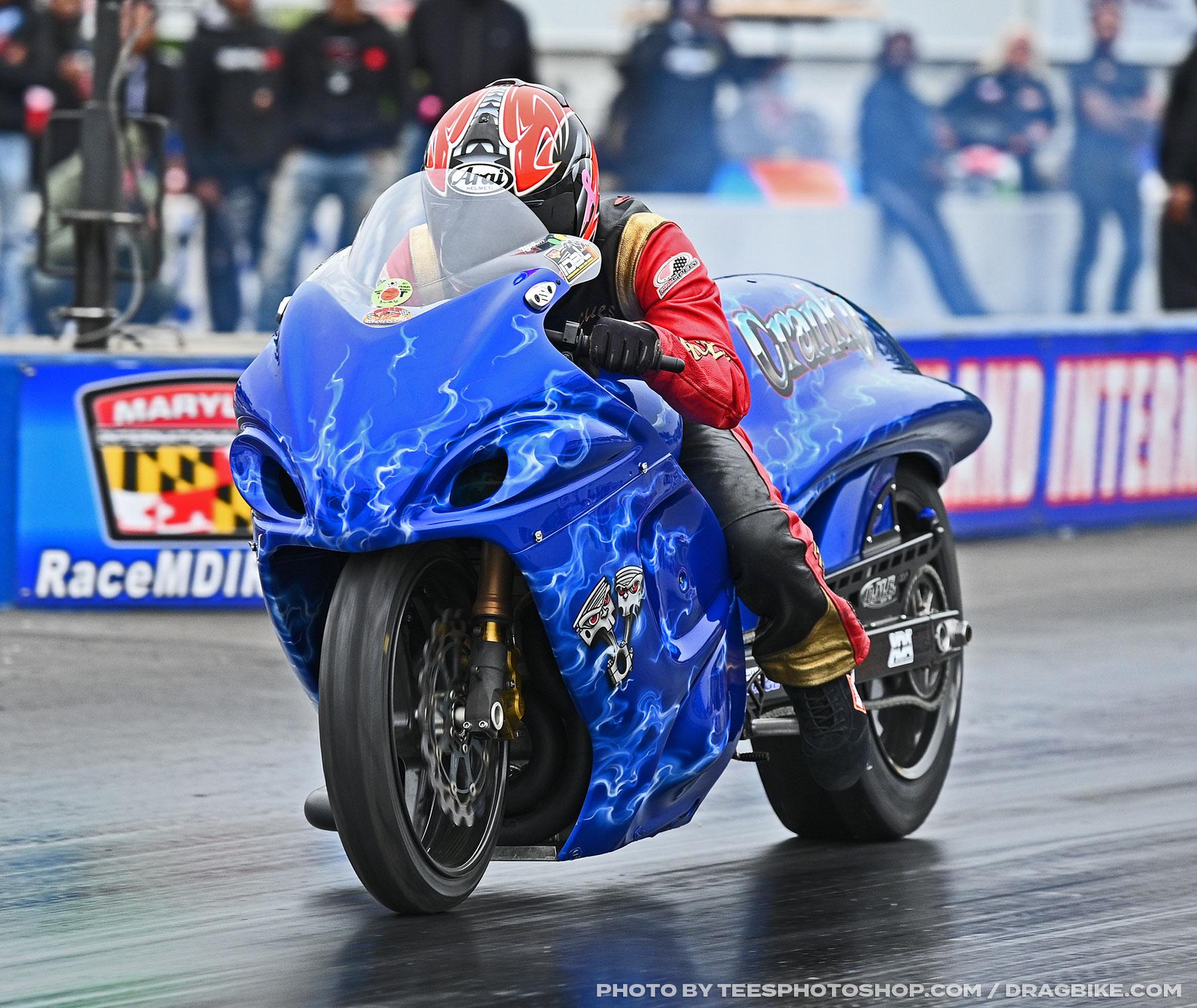 XDA Jaques Gaskins Grudge Racing