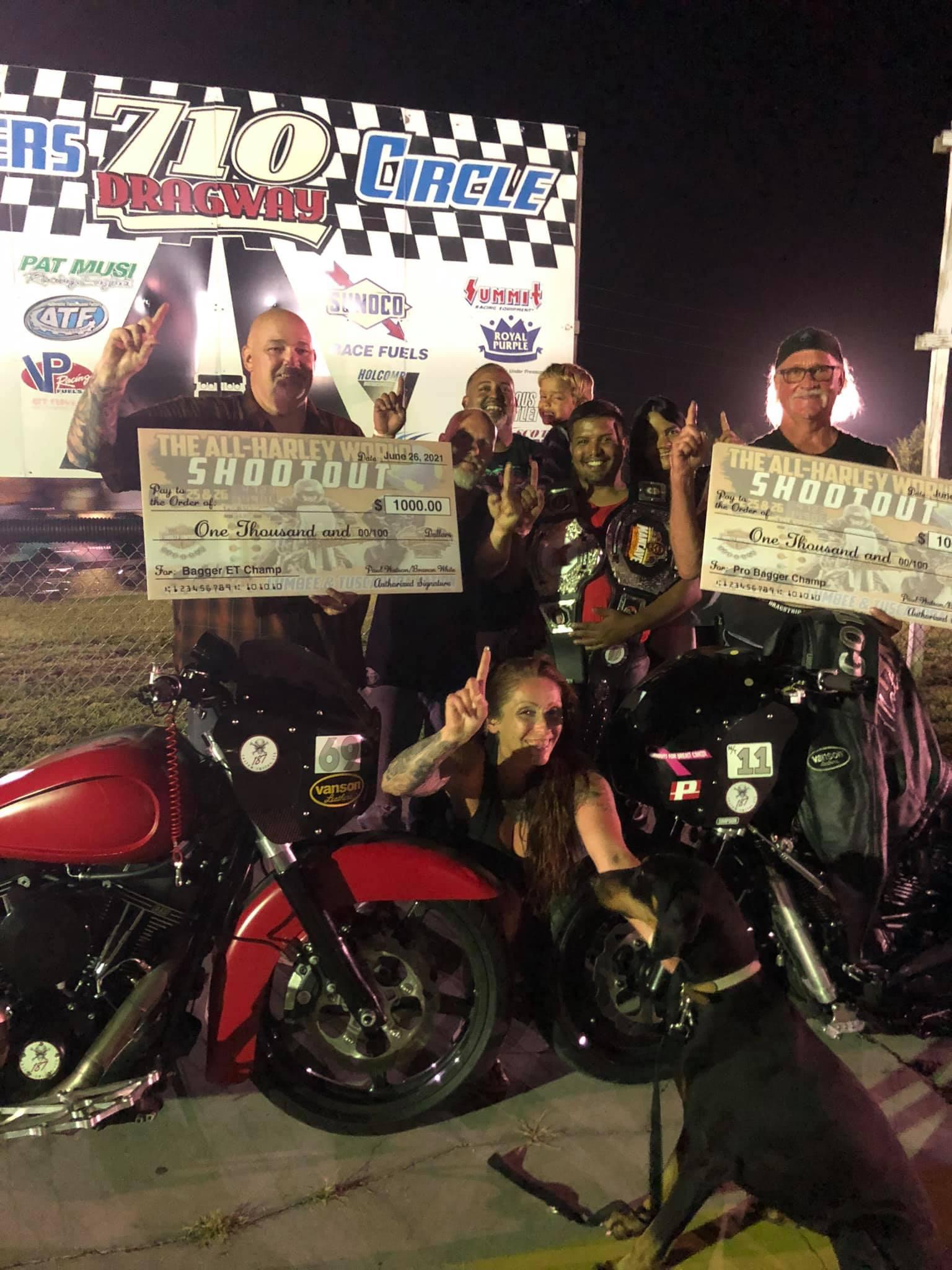 All Harley World Shootout