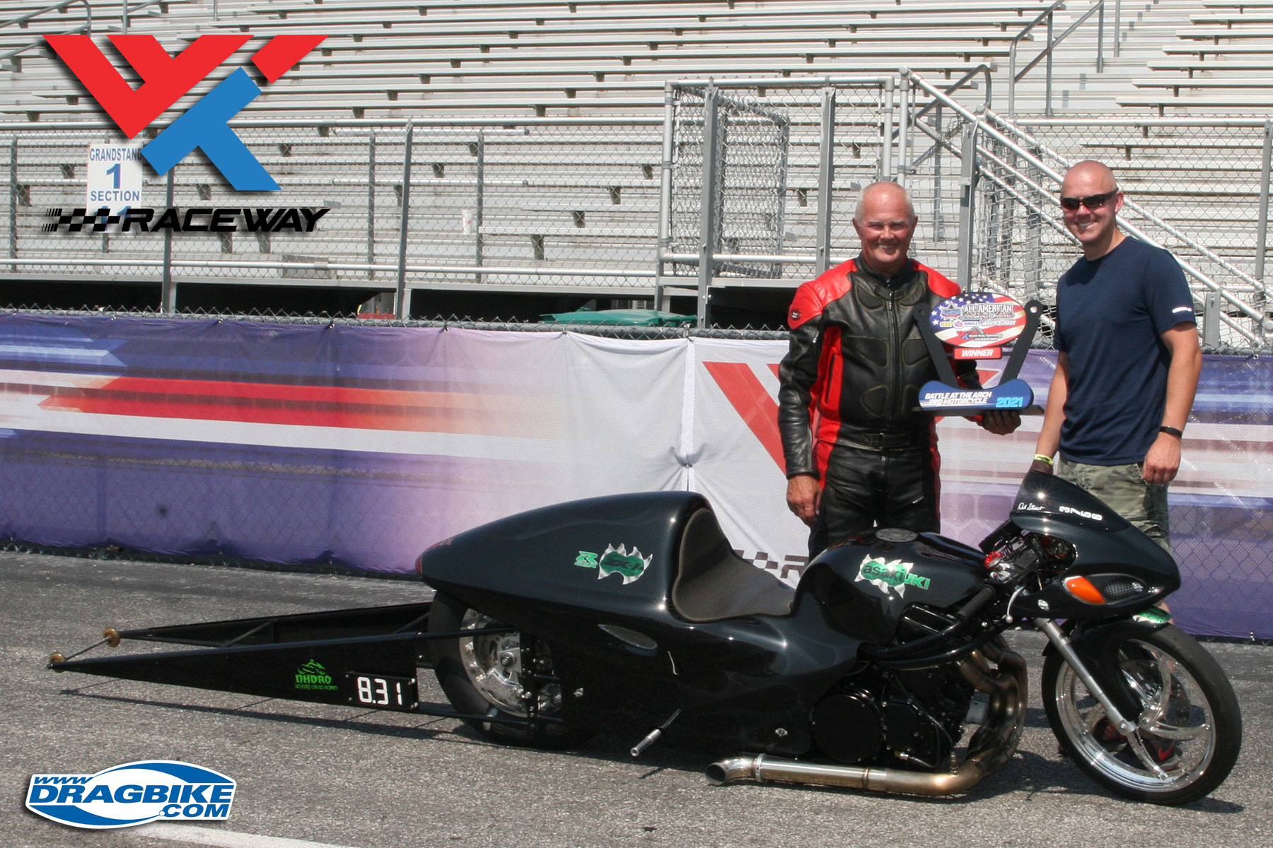 Dale Stewart - World Wide Technology Raceway at Gateway
