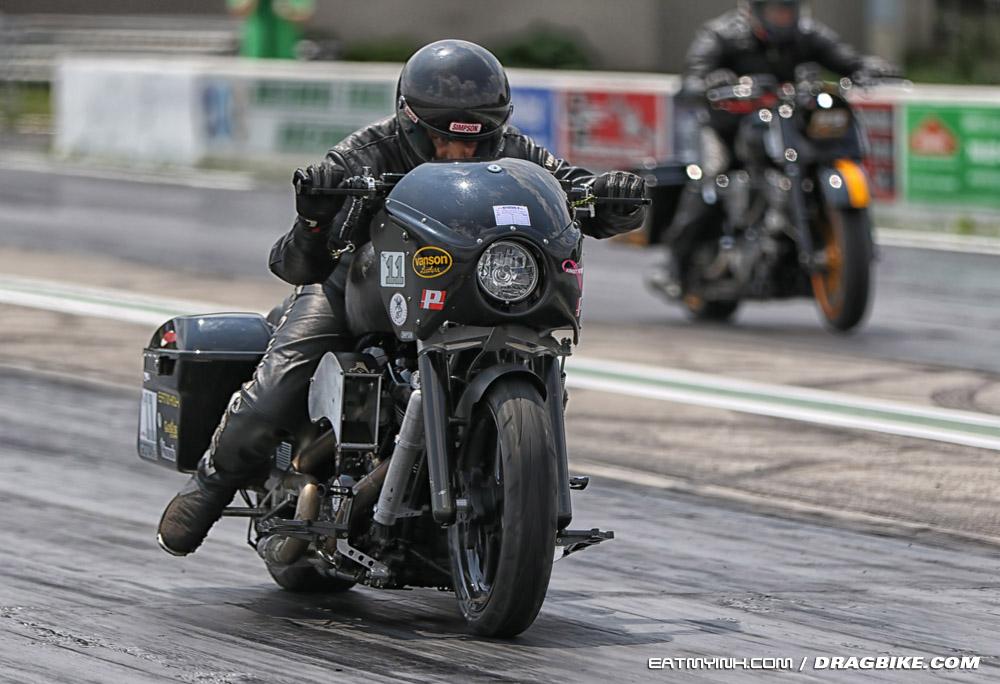 Victor Gotay - 187 Custom Cycles