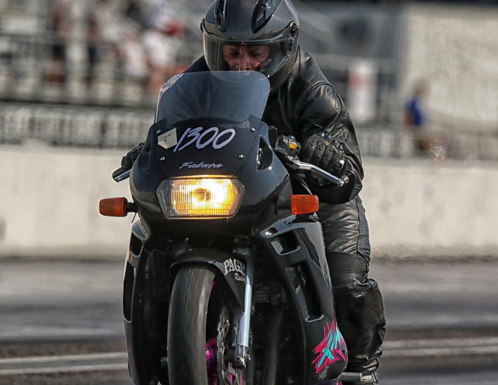 NHDRO Motorcycle Drag Racing
