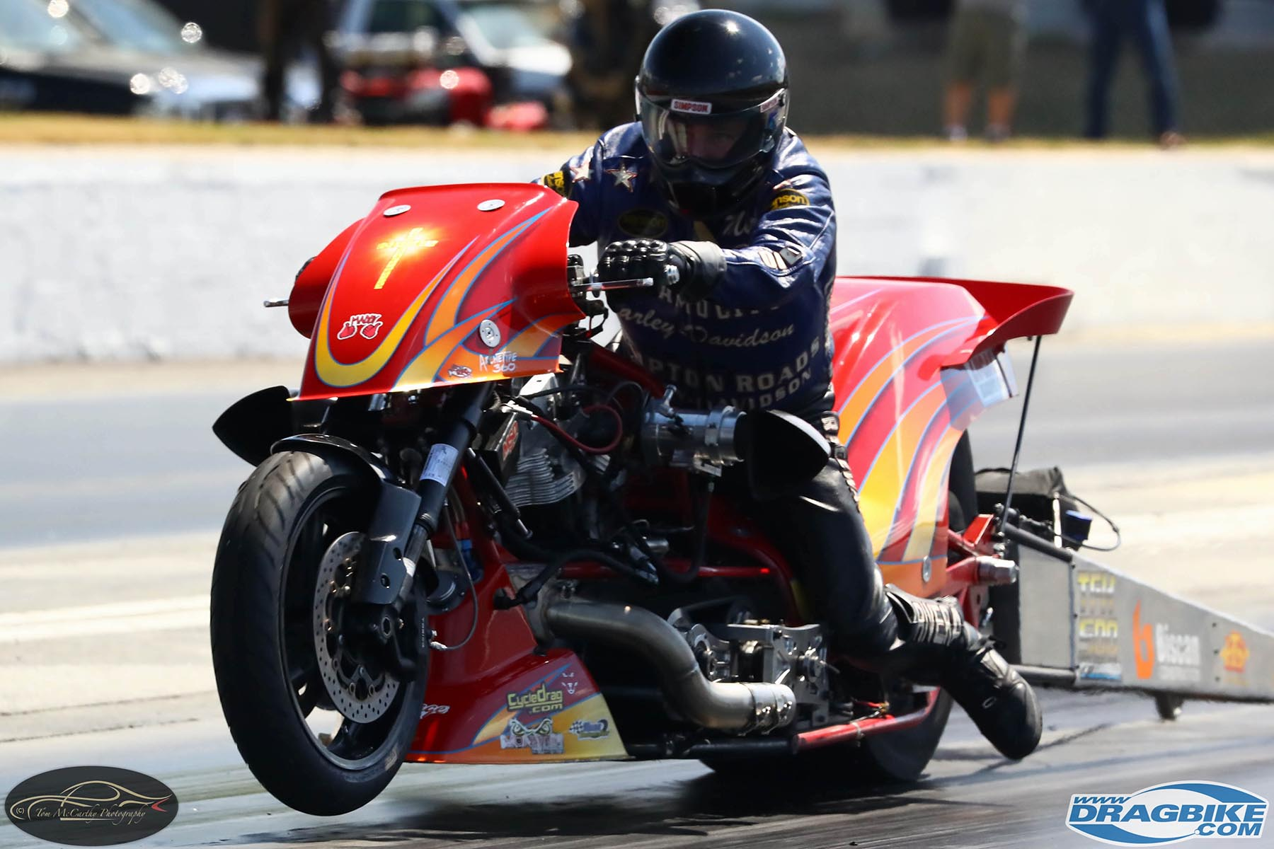 AMRA Motorcycle Drag Racing
