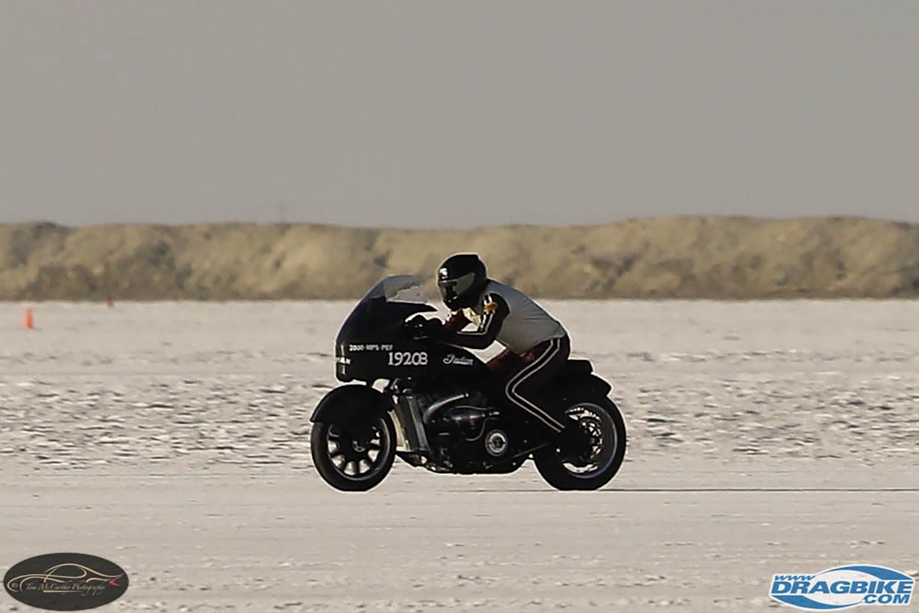 2021 Bonneville Motorcycle Speed Trials