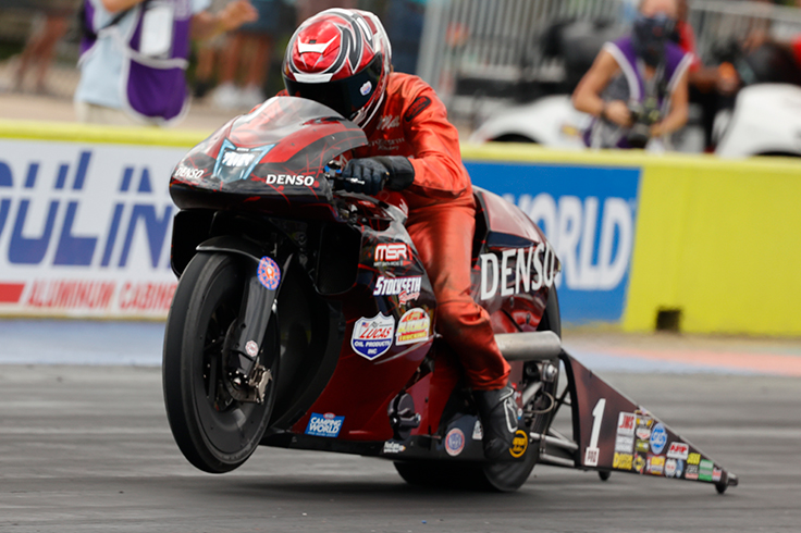 - NHRA Pro Stock Motorcycle