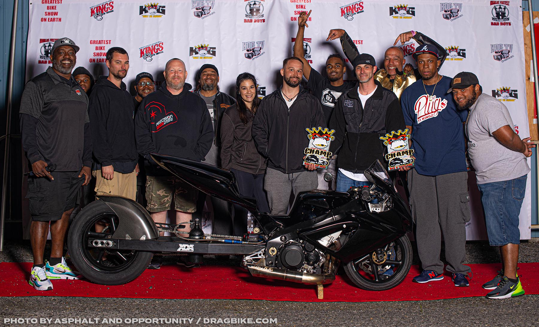 Winner - Kings of NOS and Big 8 Outlaws