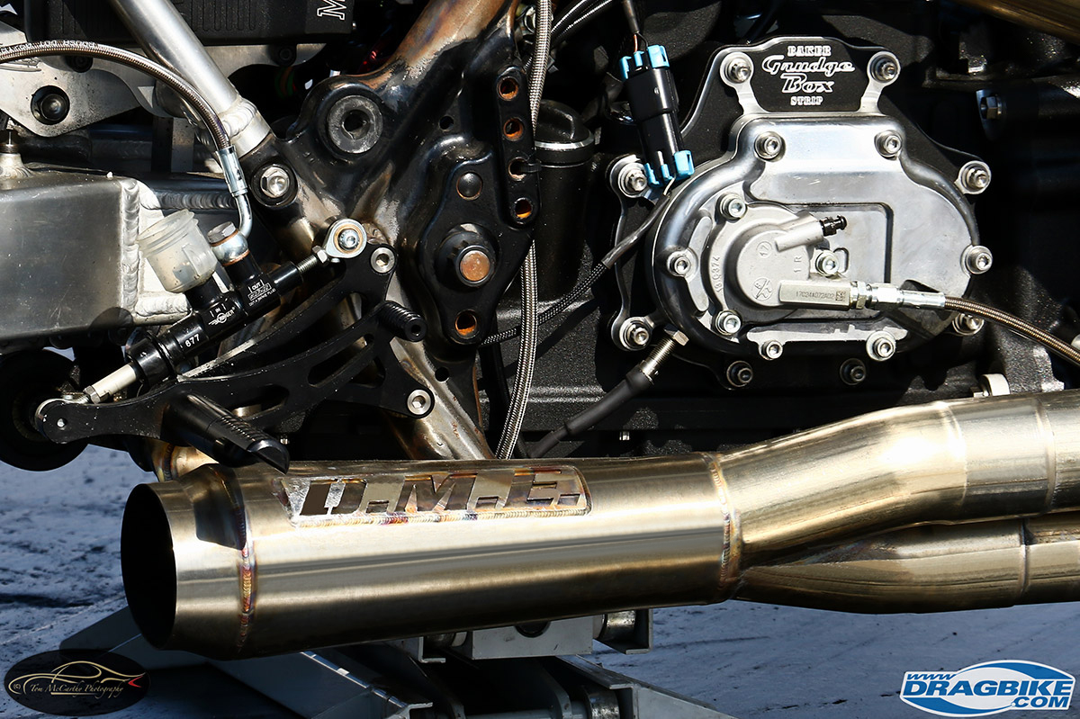 Marc Fricke | DME Racing Exhaust