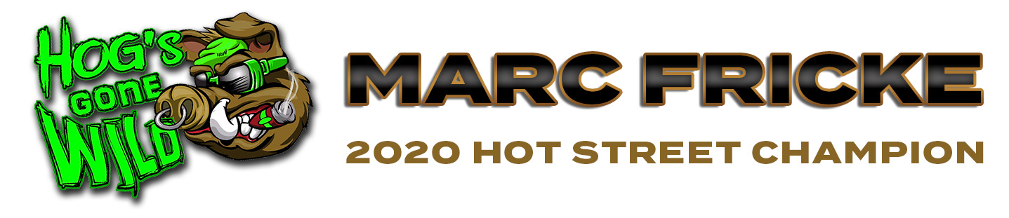 Marc Fricke 2020 Hot Street Champion