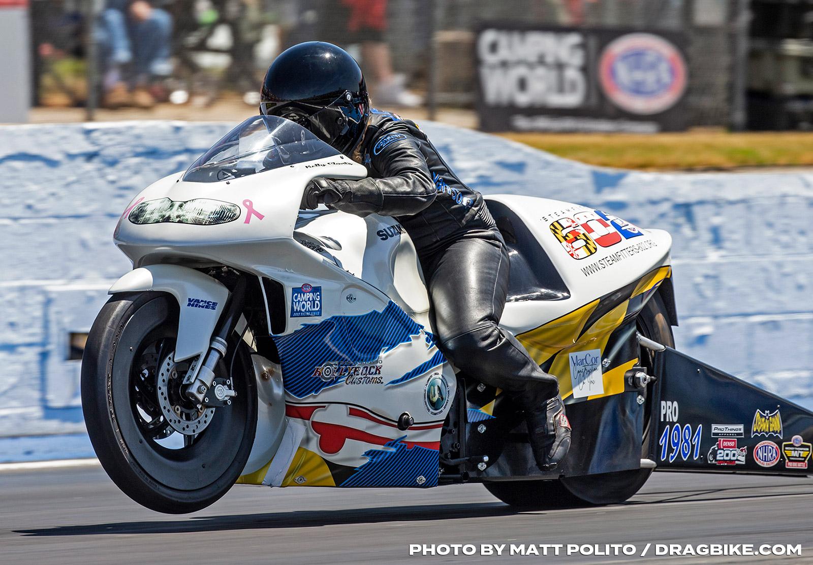 NHRA: 2021 Pro Stock Motorcycle Results from Atlanta Dragway