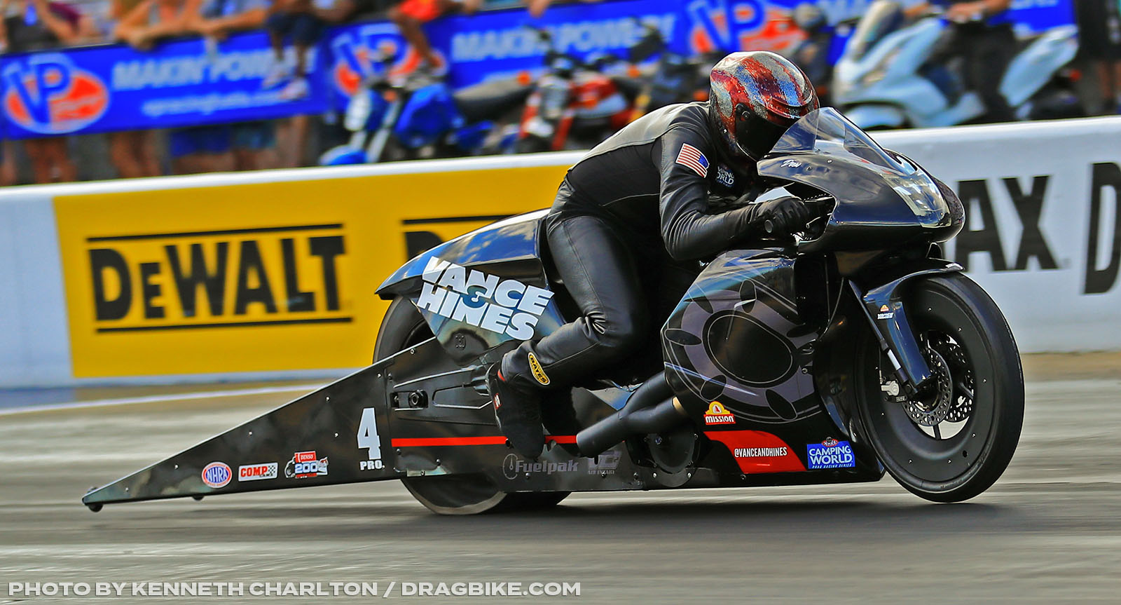 Andrew Hines - NHRA Pro Stock Motorcycle