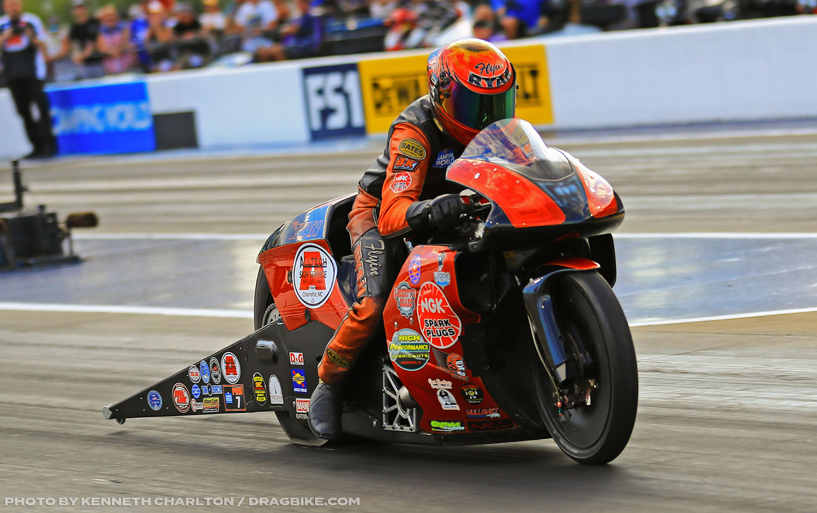 Ryan Oehler - NHRA Pro Stock Motorcycle