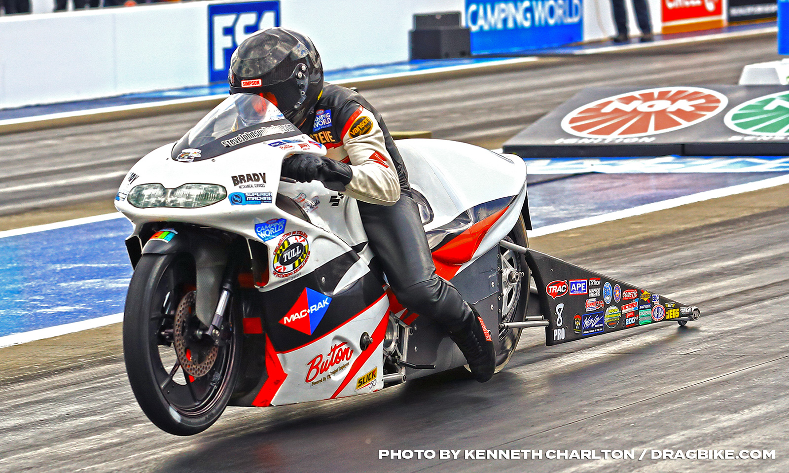 NHRA Steve Johnson Win