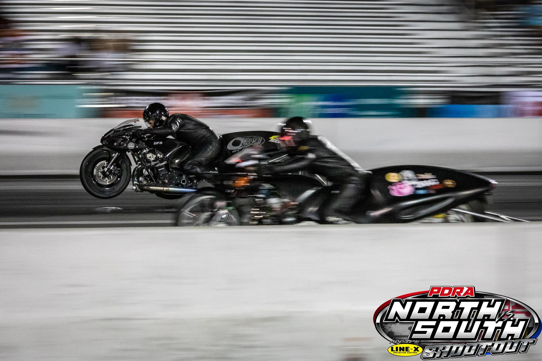 Pro Nitrous Motorcycle