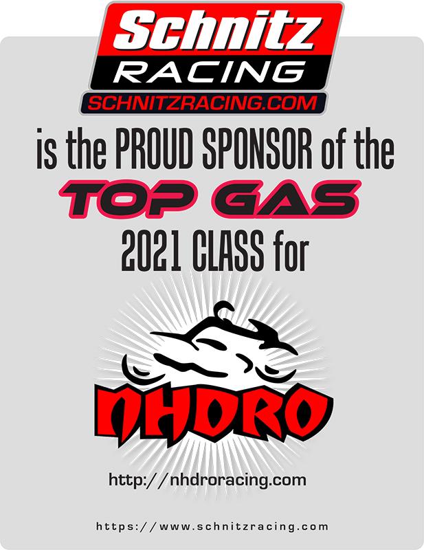 NHDRO Schnitz Racing Top Gas