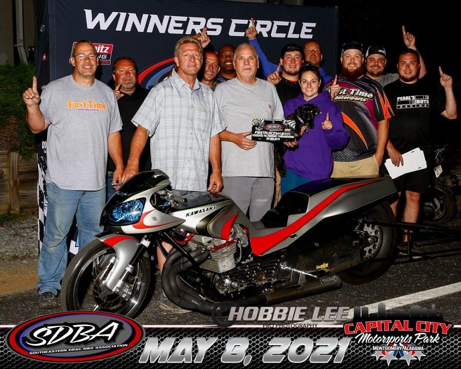 SDBA Race Montgomery