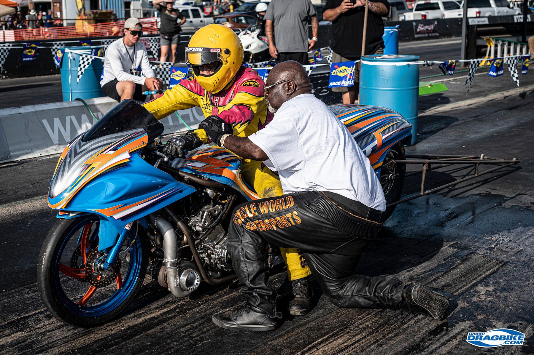 Glen Nickleberry - Tombo Racing