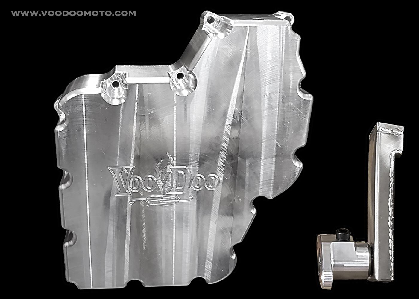 Voodoo Custom Motorcycle Components: Hayabusa Oil Pans