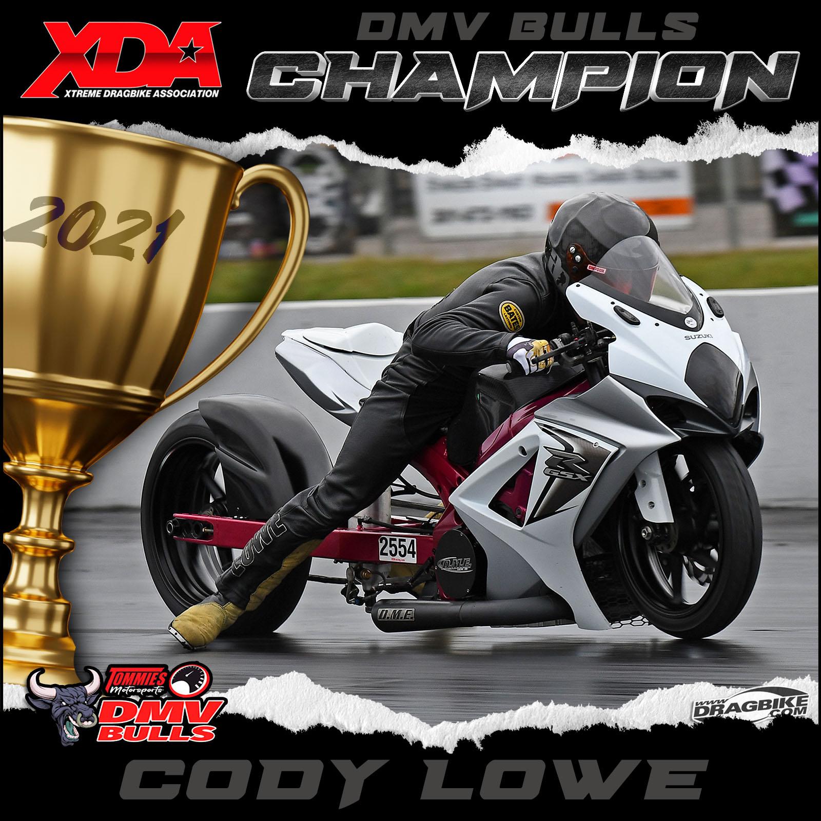 XDA 2021 Champion Cody Lowe