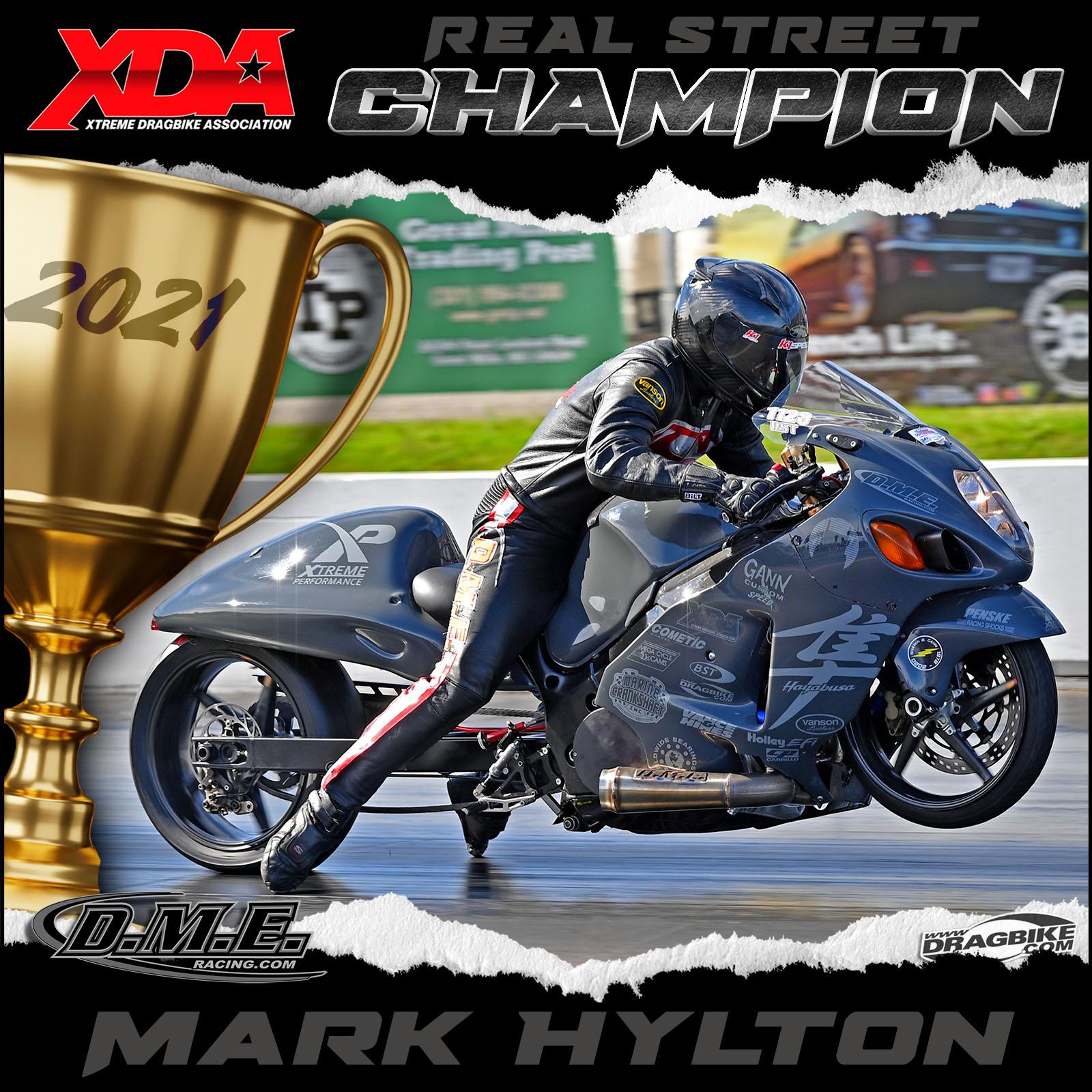 XDA 2021 Champion Mark Hylton