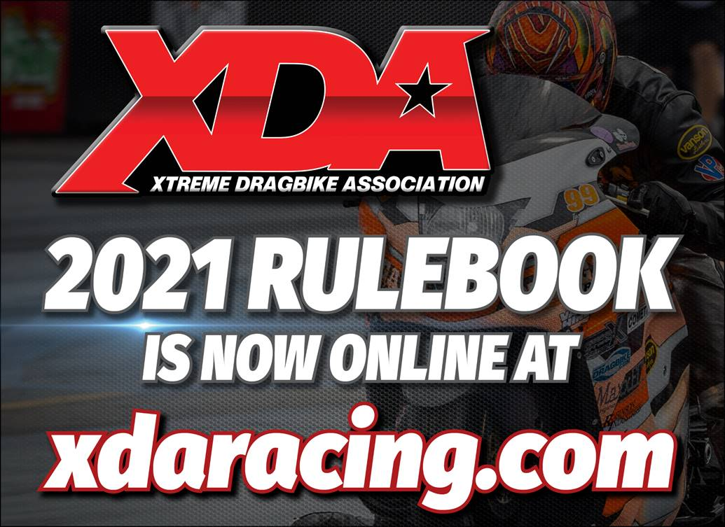 2021 XDA Rulebook is now online
