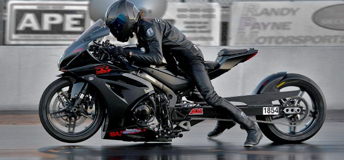 Brock's Performance equipped Rocket Runs 8.07 ET at 170 MPH | Stock GSX-R1000