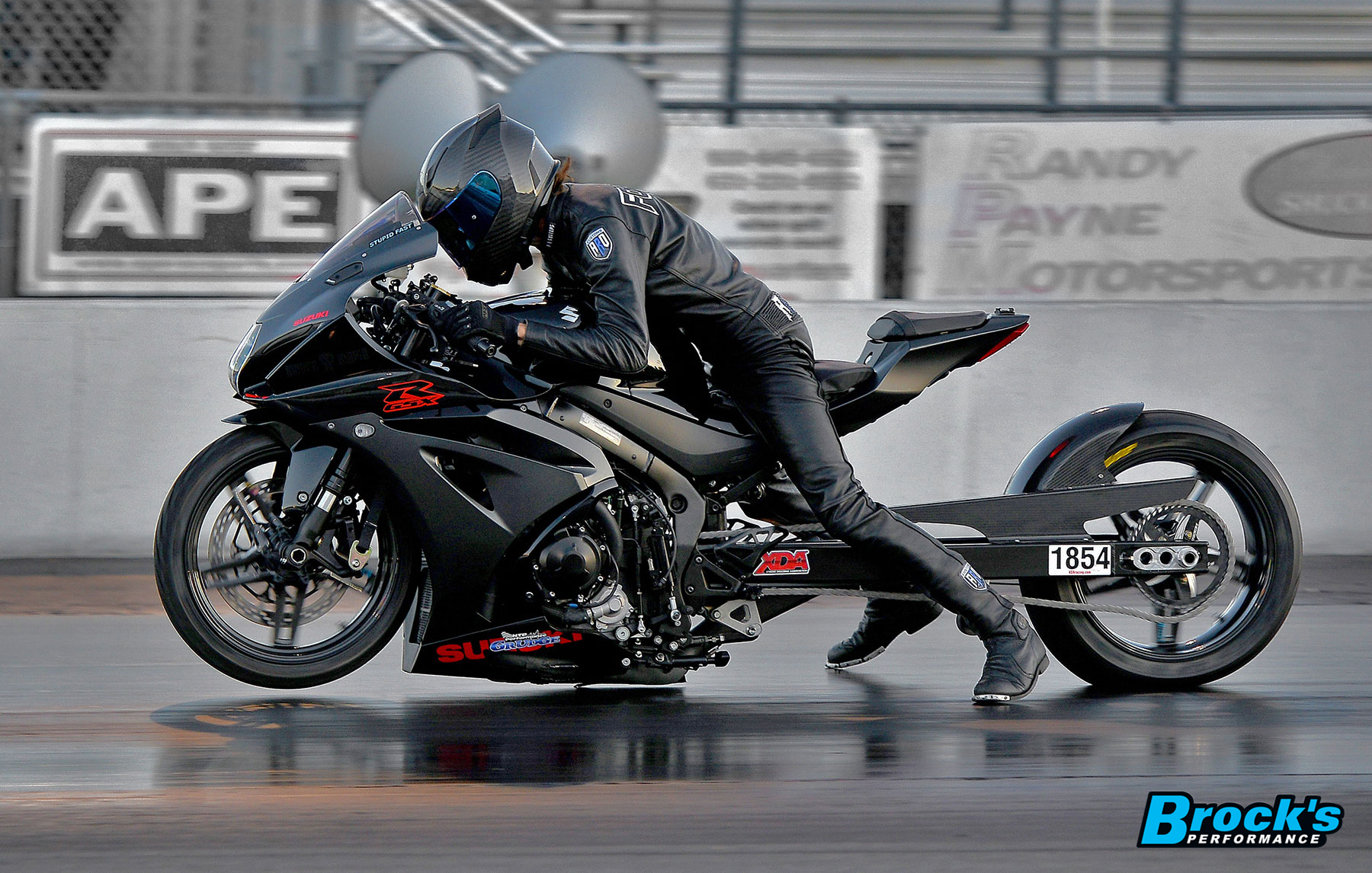 World's Quickest Stock Motor GSX-R1000