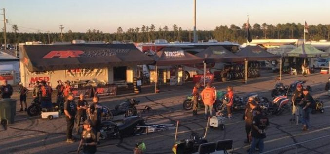 PR Factory Store Heading to Dragway 42 for Man Cup Race