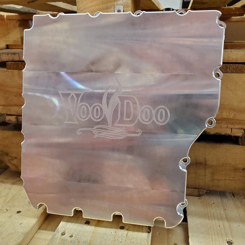 VooDoo ZX14R Oil Pan