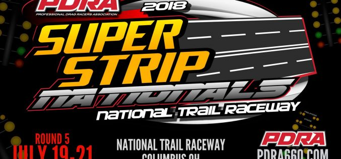 PDRA: Super Strip Nationals – Pro Extreme Motorcycle