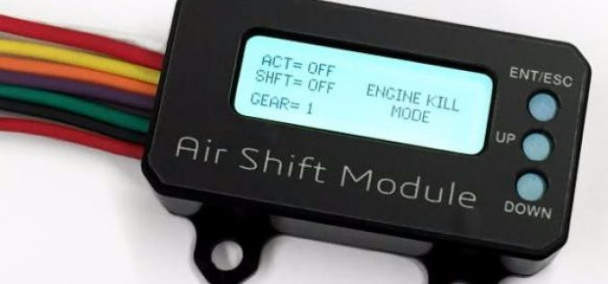 Ryan Schnitz Racing : Air Shift Module