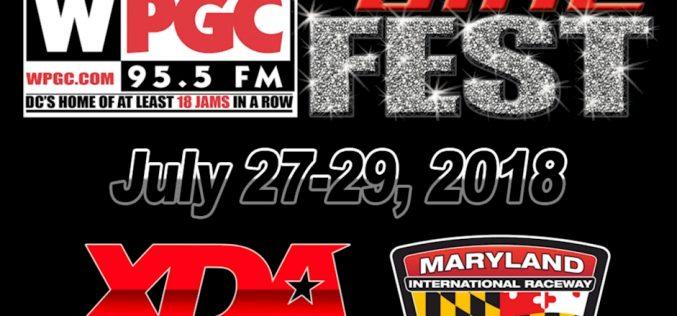 XDA: WPGC to Sponsor 18th annual Bike Fest at MDIR