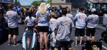 Team Liberty Racing Focusing on One Round at a Time