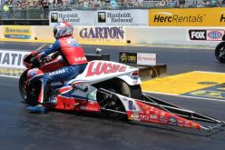 No. 12 qualifier Hector Arana Sr. looks for quicker start with Lucas Oil Buell