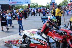 Lucas Oil Racing TV rider Hector Arana Jr. would love to follow dad to Norwalk winner's circle