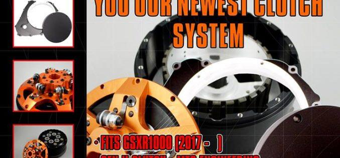 MTC: New Clutch System for the Suzuki GSX-R1000