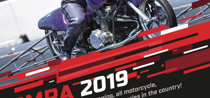 PMRA: 2019 Motorcycle Drag Racing Schedule