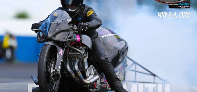 PDRA: Drag 965 Pro Nitrous Motorcycle Heats up this Weekend