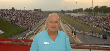Earwood to Receive Honor at NHRA Hot Road Reunion