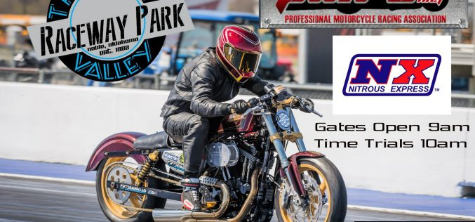 PMRA: 2020 Motorcycle Drag Racing Schedule