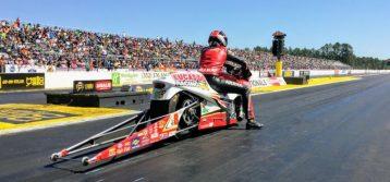 Arana Racing earns two top-half spots in Pro Stock Motorcycle's season-opening race